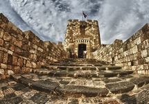 Ancient City of Aleppo in Syria