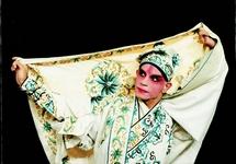 Ghaffar in Peking Opera At the Crossroad