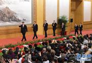 新一屆中央政治局常委