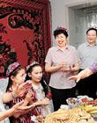 中國文聯組織赴新疆慰問演出