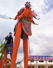 第九屆中國民間藝術節舉辦