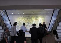 專家學者參觀薩凡納藝術設計學院