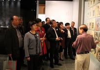 專家學者參觀香港文化博物館