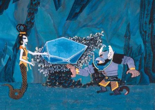 简介   《葫芦兄弟》是上海美术电影制片厂1986年出品的动画片,是国内原创最好的动画片之一 ,该动画系列自1986年播出以来,一直大受广大观众,而其中的葫芦娃尤其是少年儿童们的喜爱。七只神奇的葫芦,七个本领超群的兄弟,为救亲人前赴后继,妖精们法力无边,葫芦娃大显奇能,一场场较量扣人心弦。  动画片《葫芦娃》剧照   主要剧情   传说葫芦山里关着蝎子精和蛇精。一只穿山甲不小心打穿了山洞,两个妖精逃了出来,从此百姓遭难,一个个背井离乡。  动画片《葫芦娃》剧照   穿山甲急忙去告诉一个老汉,只有种出七