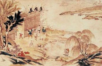 清明掃墓習俗始于漢唐時期 古時候僅僅是節氣