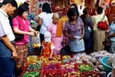 緬甸仰光唐人街年味濃