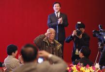 參加中國攝協向雷鋒同志學習活動