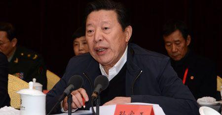 中國文聯主席孫家正出席並主持會議