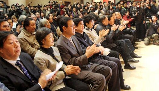 第十二屆全國美術作品展覽在京開幕
