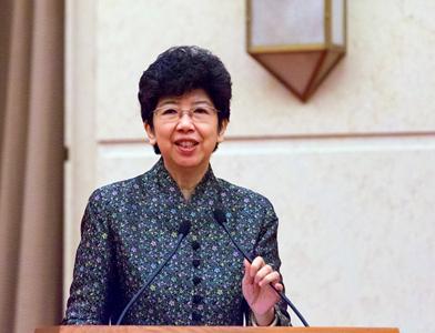 中國文聯黨組書記、副主席趙實在開幕式上講話