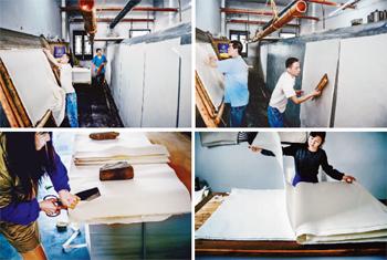 即將消失的職業:宣城涇縣的傳統古法宣紙