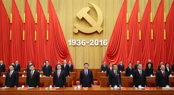 習近平等出席紀念紅軍長徵勝利80周年大會