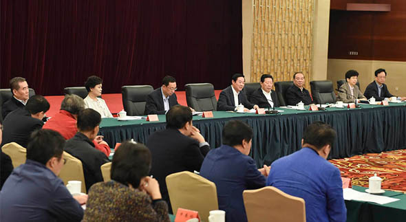 中宣部在京召開繁榮文藝創作經驗交流會