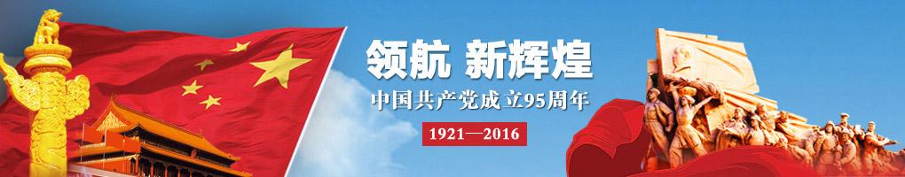 建黨95周年