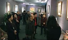 參觀萬事利絲綢文化博物館