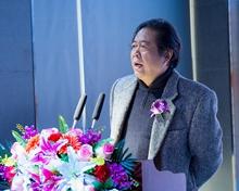 中國美協原分黨組副書記、秘書長劉健講話