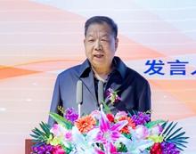 協辦單位代表、中國石油文聯專職副主席兼秘書長路遙峰發言