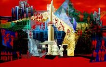 付劍鋒 紅潮-中國石油係列組畫