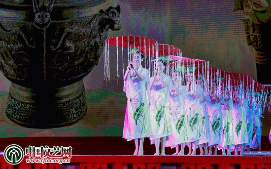 中国文学艺术界百花迎春2017春节大联欢人民大会堂举行,书法,题字,题匾,名家,真迹,cntizi.com