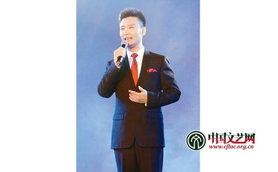 刘和刚演唱歌曲《父亲》-突出主线 聚焦主题 积极推进文艺志愿服务制