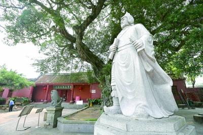 广东省汕头市的南澳岛位于粤