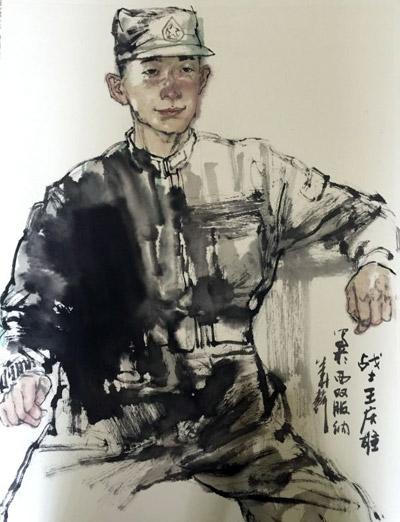 《中国人物画名家精品》《彭华竞写意人物》《彭华竞素描头像》《高等