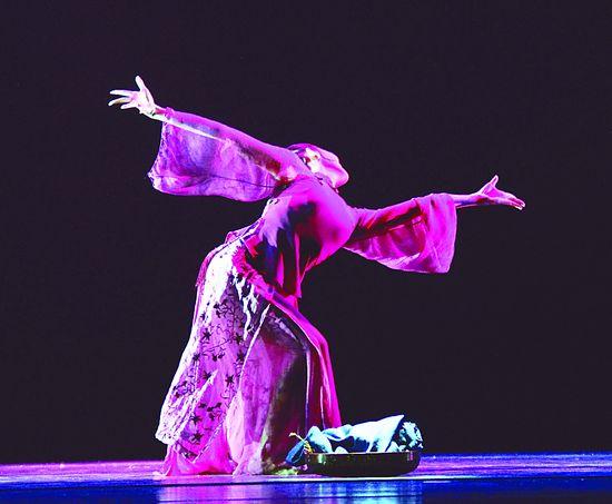 单人舞蹈编导造型