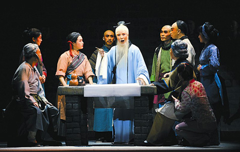 详细>> 戏剧知识 京剧笑料 木偶戏 小剧场话剧 百老汇 川剧 豫剧 戏剧