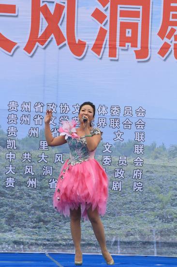 雷艳演唱《家乡的味道》