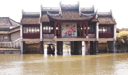 踏访中国古戏台