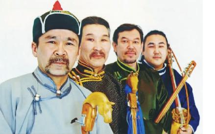 """恒哈图乐队的低音演唱""""就像大型猫科动物的吼声"""""""