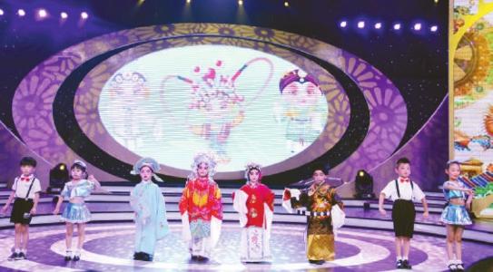 杨博文表演天津快板 猫和老鼠图片