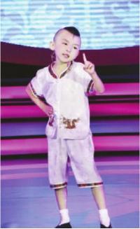杨博文表演天津快板《猫和老鼠》 -张稚旋等表演群口相声 我爱我家图片