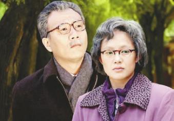 电视连续剧《金婚风雨情》剧照