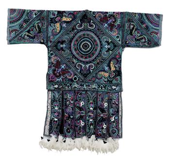 贵州服饰展现少数民族的历史和记忆